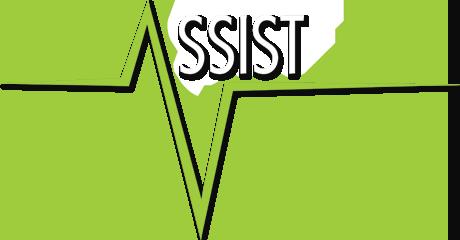 Image result for nsf assist logo