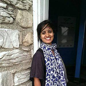 Namita Lokare SAS award